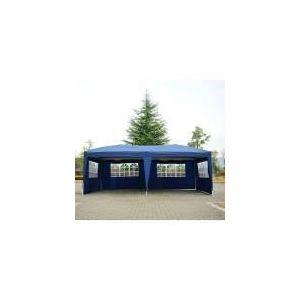Homcom Tente de réception pliante 3 x 6 m (69W)