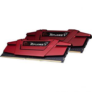 G.Skill F4-2800C15D-8GVRB - Barrette mémoire Ripjaws V DDR4 8 Go (2 x 4 Go) DIMM 288-PIN 2800 MHz