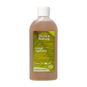 Douce Nature Lotion Capillaire Anti-Chute et Santé des Cheveux Bio