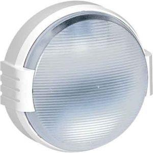 Legrand 062425 - Hublot Koro étanche IP55/IK08 lampe 100W
