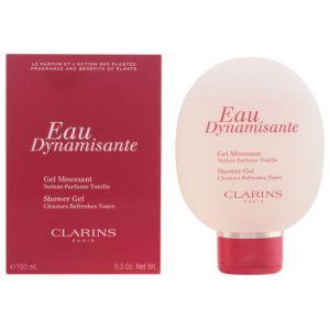 Clarins Eau Dynamisante - Gel moussant nettoie, parfume, tonifie
