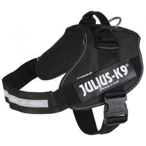 Julius K9 Harnais IDC pour chien Noir 3 (80-110 cm / 40 - 70 kg)