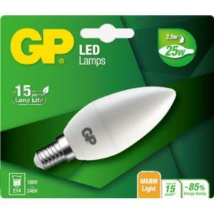 GP Ampoule LED CANDLE E14 3.5W-25W Soldes et Bonnes Affaires à prix imbattables - 472095