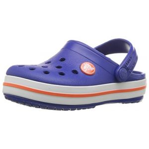 Crocs Crocband Clog Kids, Sabots Mixte Enfant, Bleu (Cerulean Blue), 19-20 EU