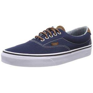 Vans Chaussures C&l Era 59 (dress Blues-acid Denim) Homme Bleu, Taille 40