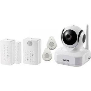 Switel BSW220 - Set de surveillance sans fil pour l'intérieur Wi-Fi