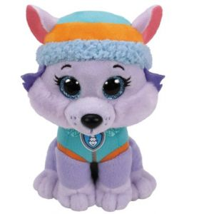 Ty Small - Everest Pat' Patrouille Peluche 41300, Multicolore