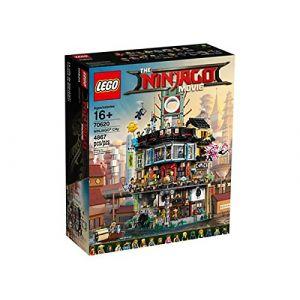 Lego 70620 - Ninjago : Ninjago City