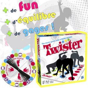 Twister Jeu de société d'ambiance