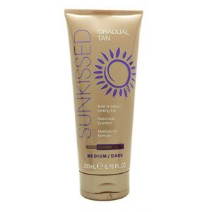 Sunkissed Gradual Tan Medium Dark