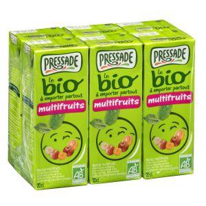 Pressade Nectar multifruits 20 cl