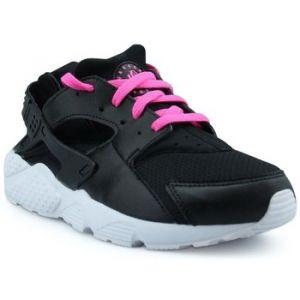 Nike Chaussures Basket Huarache Run Enfant Noir 704951-007 Noir - Taille 30,29 1/2