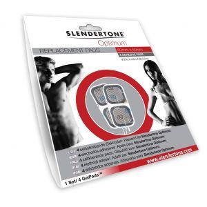 Slendertone 0724-5510 - 4 électrodes 50 x 50 mm