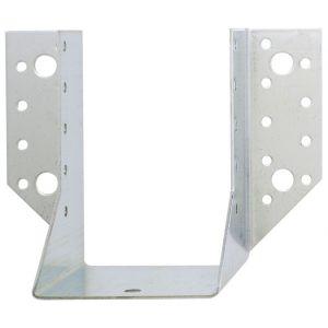 Les Outils Support en U 100x140x2 mm galvanisé