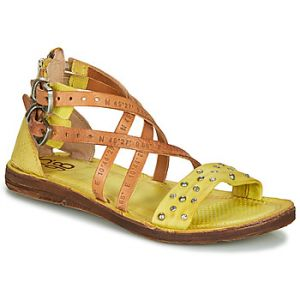 A.S.98 Sandales Airstep / RAMOS jaune - Taille 36,37,38,39,40,41,42