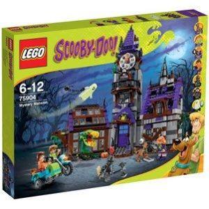 Lego 75904 - Scooby-Doo : La Maison Mystérieuse