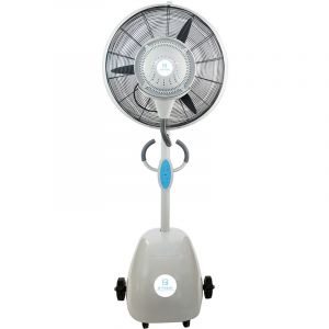 O'Fresh Ventilateur Brumisateur Design Haute Performance 200 cm