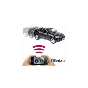 ICess Voiture Bluetooth télécommandée via iOS iCar BMW X6