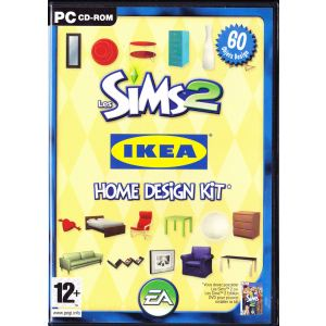 Les Sims 2 : Ikea Home Design Kit - Extension du jeu [PC]