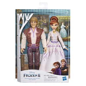 Hasbro Poupée Frozen Romance 2 Pack