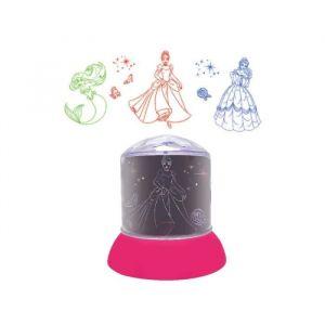 Lexibook Veilleuse Enfant avec projections Disney Princesse