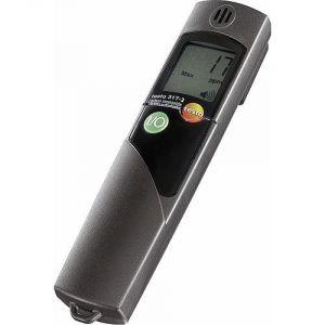 Testo 317-2 - Détecteur de fuite de gaz compact