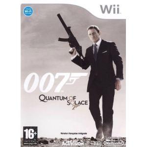 007 : Quantum of Solace [Wii]