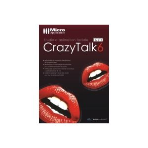 CrazyTalk 6 pro pour Windows