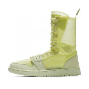 Nike Chaussure Jordan AJ1 Explorer XX pour Femme - Vert - Taille 38.5