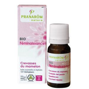 Pranarôm Féminaissance - Huile de soin crevasses du mamelon