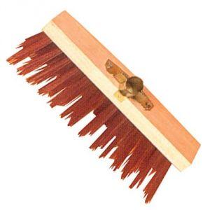 Domergue Balai cantonnier monture en bois 32 cm douille en acier