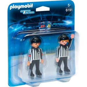 Playmobil 6191 Sports & Action - Arbitres de hockey