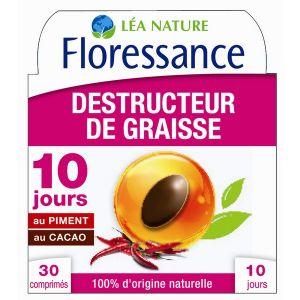 Floressance Destructeur de graisses - 30 comprimés