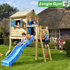 Trigano Jungle Playhouse L - Maisonnette bois