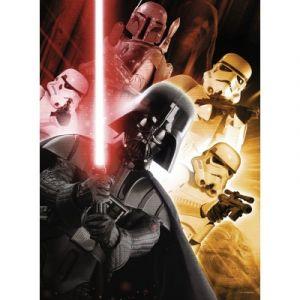 Ravensburger Star Wars, Color Star Line - Puzzle 100 pièces