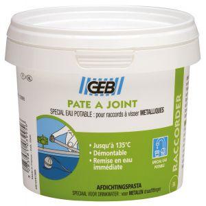 Geb Etanchéite eau potable raccord métal - 500 g