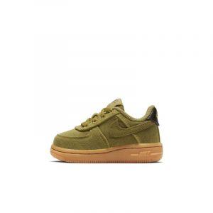 Nike Chaussure Air Force 1 LV8 Style pour Bébé et Petit enfant - Olive - Taille 25