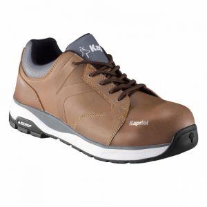 Kapriol Chaussures de sécurité basses k-estoril marron s3, hro, src, esd