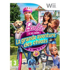 Barbie et la grande aventure des chiots [Wii]