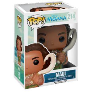 Funko Figurine Pop! Disney : Vaïana Maui