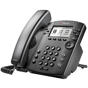 Polycom VVX 301 - Téléphone IP multiligne