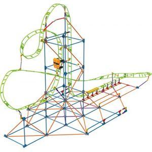 K'Nex Thrill Rides Grand Huit Le voyage sans retour