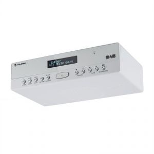 Auna KR-100 DAB - Radio encastrable tuner DAB+ Bluetooth