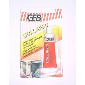 Geb Collafeu en tube blist 50ml - Colle pour la fixation de produits réfractaires