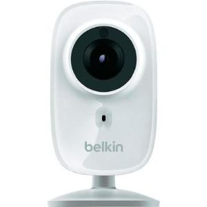 Belkin NetCam HD Wi-Fi (702219) - Caméra pour iOS et Androïde