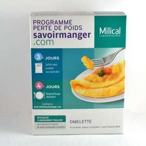 Milical Omelette - 4 sachets