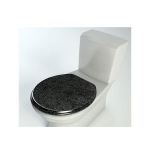 abattant wc de toilette en bois compresse mdf cuvette. Black Bedroom Furniture Sets. Home Design Ideas