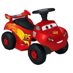 Feber Quad électrique Cars 2: Flash McQueen