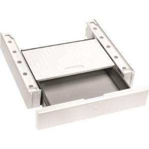 Miele WTV 511 - Kit de superposition lave linge / sèche linge avec tiroir et tablette