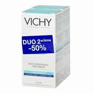 Vichy Traitement crème anti-transpirant 7 jours transpiration intense